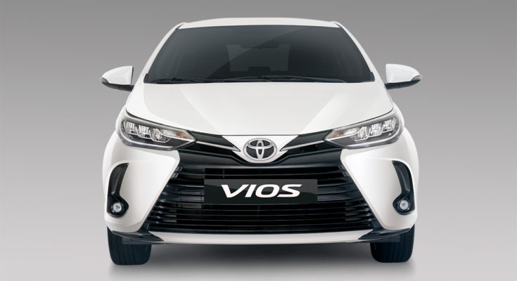 2020 Toyota Vios/ Yaris Facelift Launched in Philippines 1