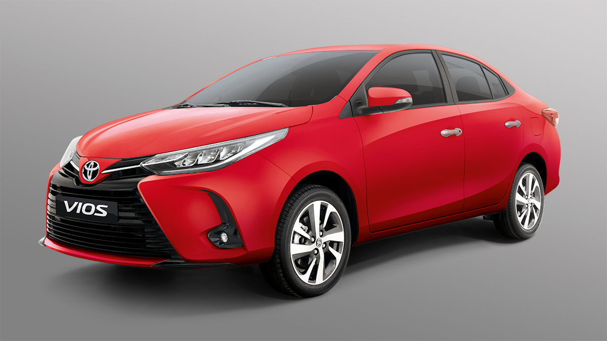 2020 Toyota Vios/ Yaris Facelift Launched in Philippines 10