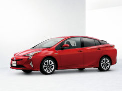 23 years of Toyota Prius 23