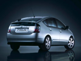 23 years of Toyota Prius 16