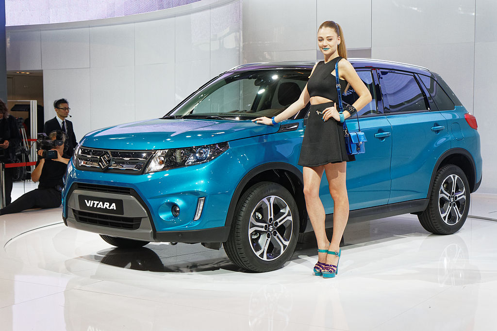 Next Generation Suzuki Vitara Set to Debut in October 2020 3