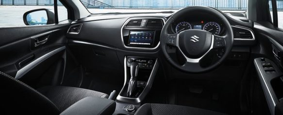 Suzuki S-Cross Petrol Launched in India at INR 8.37 lac 5