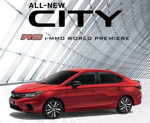 2020 Honda City Bookings Open in Malaysia 1