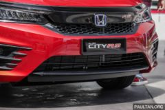 All New Honda City Previewed in Malaysia 7