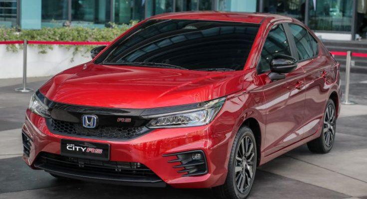 All New Honda City Previewed in Malaysia 1