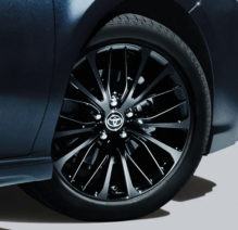 40th Anniversary Toyota Camry Black Edition Launched in Japan 12
