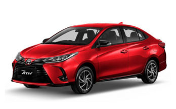 Toyota Yaris and Yaris Ativ Facelift Launched in Thailand 25