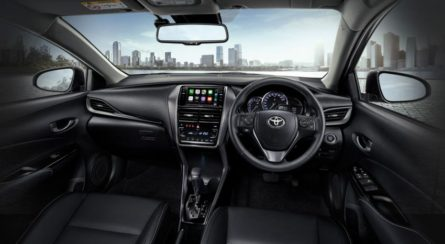 Toyota Yaris and Yaris Ativ Facelift Launched in Thailand 4