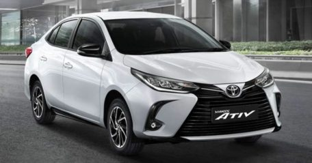Toyota Yaris and Yaris Ativ Facelift Launched in Thailand 3