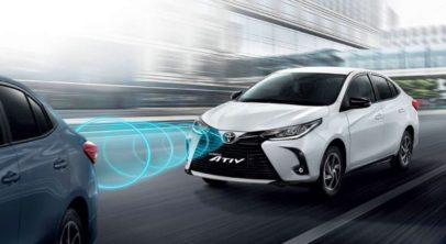 Peeping Into the New Thai-Spec Toyota Yaris Ativ Facelift 9