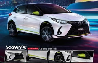 Toyota Yaris and Yaris Ativ Facelift Launched in Thailand 12