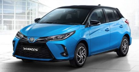 Toyota Yaris and Yaris Ativ Facelift Launched in Thailand 8