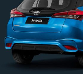 Toyota Yaris and Yaris Ativ Facelift Launched in Thailand 10