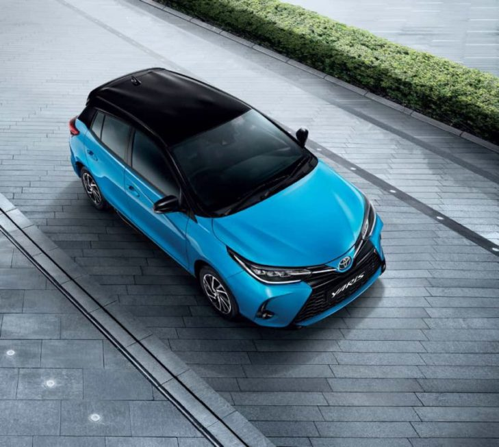 Toyota Yaris and Yaris Ativ Facelift Launched in Thailand 7
