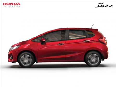 Honda Jazz Updated in India Priced from INR 7.49 Lac 2