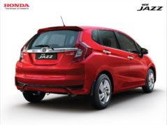 Honda Jazz Updated in India Priced from INR 7.49 Lac 4