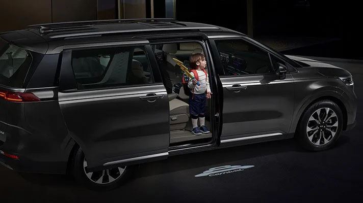 All New Kia Grand Carnival Launched in South Korea 13