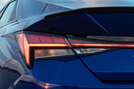 2021 Hyundai Elantra N Line Debuts 25