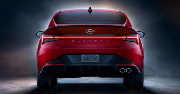 2021 Hyundai Elantra N Line Debuts 4