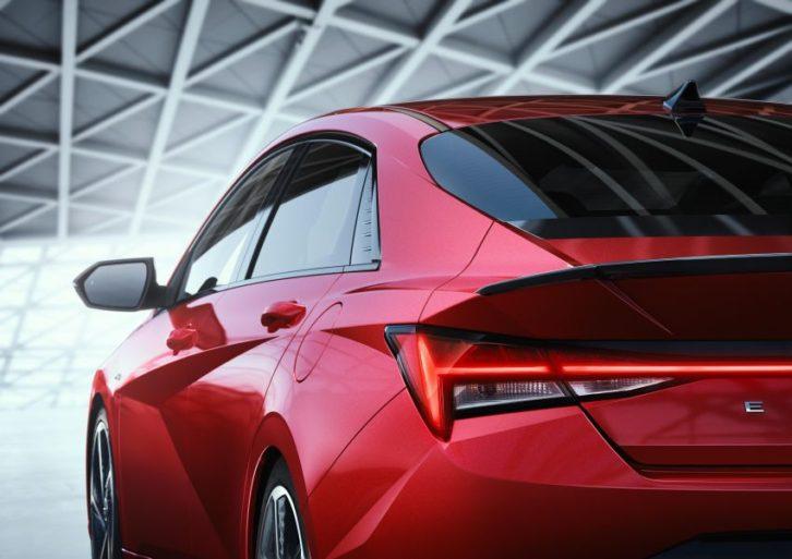 2021 Hyundai Elantra N Line Debuts 11