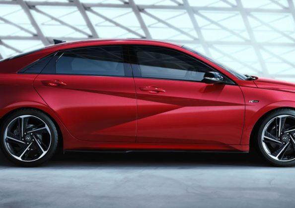 2021 Hyundai Elantra N Line Debuts 9