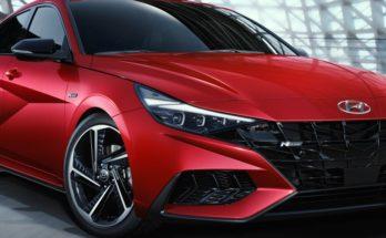 2021 Hyundai Elantra N Line Debuts 3
