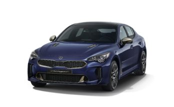 Kia Stinger Facelift Officially Revealed 2