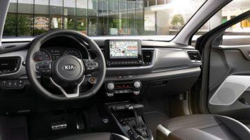 2021 Kia Stonic Facelift Revealed 5