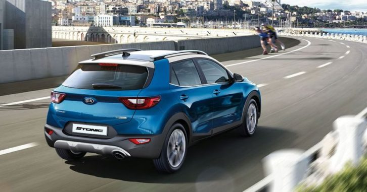 2021 Kia Stonic Facelift Revealed 4