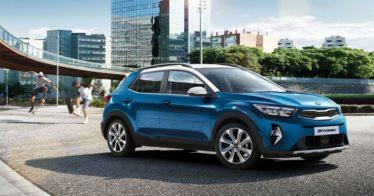 2021 Kia Stonic Facelift Revealed 3