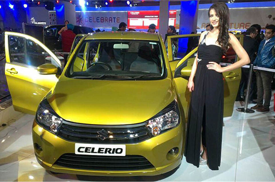 Next Generation Suzuki Celerio to Debut in Q1, 2021 11