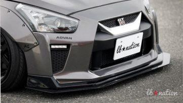 Daihatsu Copen Cosplays as Nissan GT-R 6