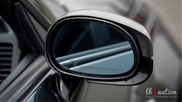 Daihatsu Copen Cosplays as Nissan GT-R 8