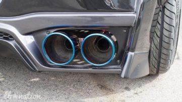 Daihatsu Copen Cosplays as Nissan GT-R 10