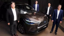 Toyota Corolla Cross Launched in Indonesia 1