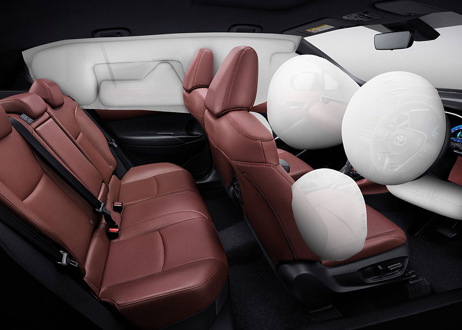 On Papers: Kia Sportage vs Toyota Corolla Cross 10