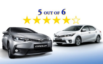 Toyota Corolla Missed a Double Hat-Trick 4