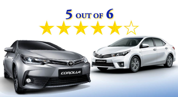 Toyota Corolla Missed a Double Hat-Trick 1