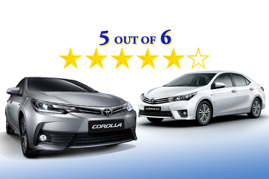 Toyota Corolla Missed a Double Hat-Trick 2