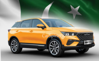 Al-Haj FAW to Introduce Bestune T77 SUV in Pakistan 12