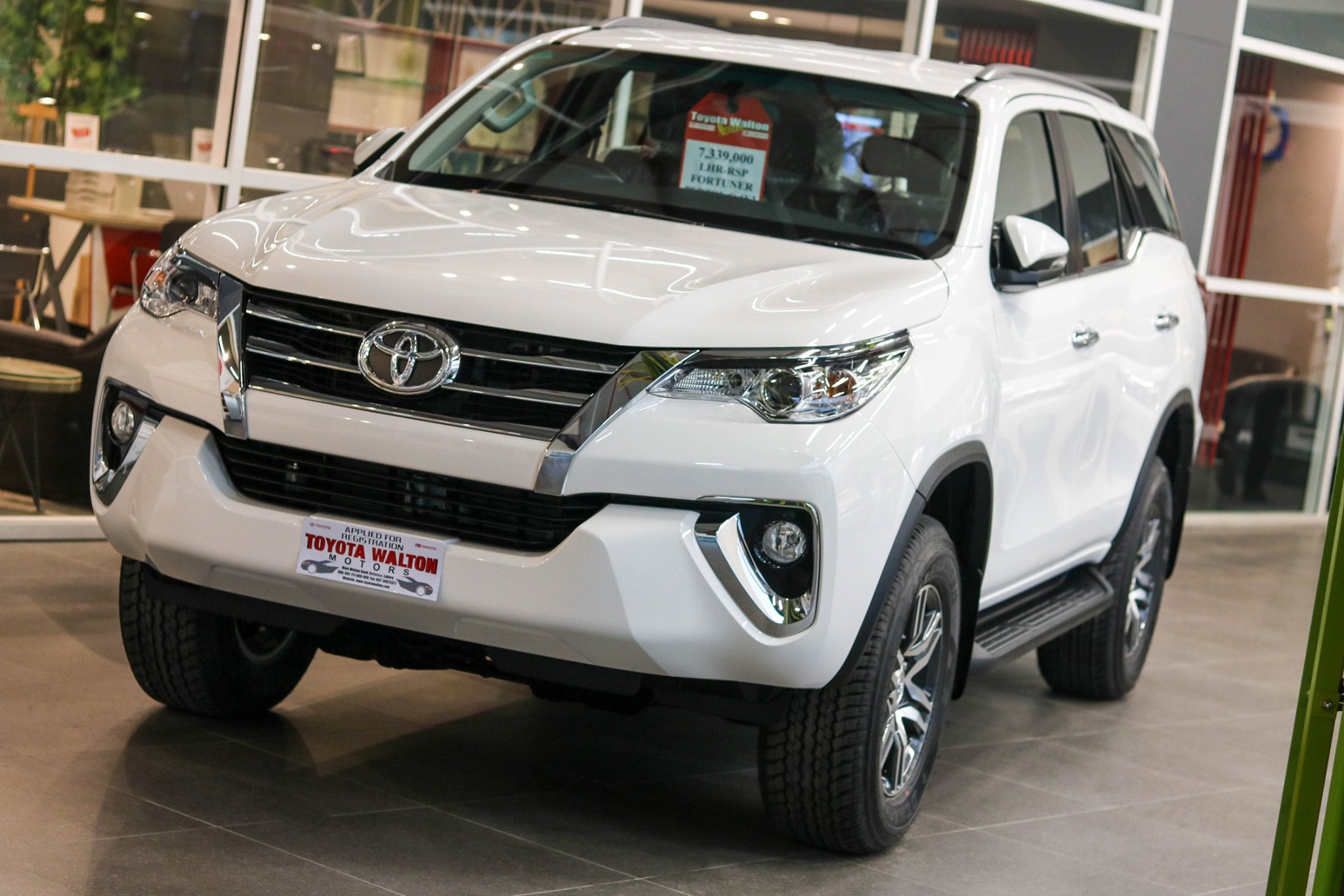 Toyota's Strong Performance in Pakistan Leaves Rivals Behind 2