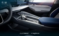 Geely Reveals Preface Interior Ahead of Q4 Debut 3