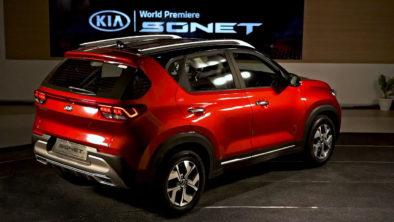 All New Kia Sonet Makes Its World Debut 3