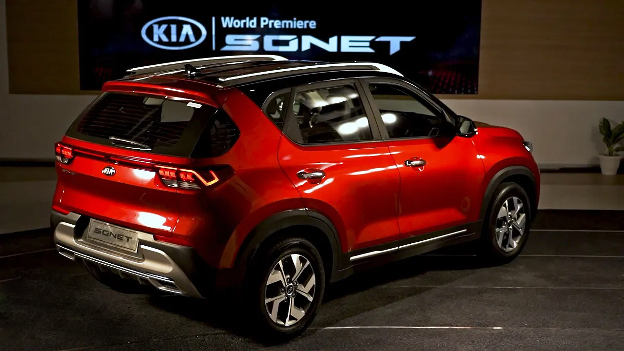 All New Kia Sonet Launched in India from INR 6.71 Lac 3