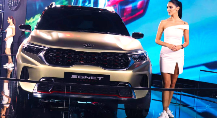 Kia Sonet Sets Single-Day Booking Record in India 1