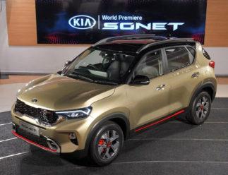 All New Kia Sonet Makes Its World Debut 7