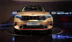 All New Kia Sonet Makes Its World Debut 6
