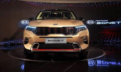 All New Kia Sonet Makes Its World Debut 5