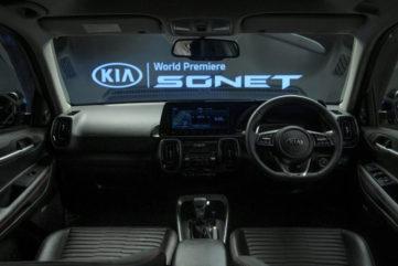 All New Kia Sonet Makes Its World Debut 15