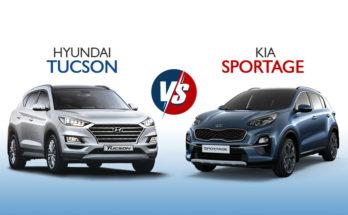 Hyundai Tucson vs Kia Sportage in Pakistan 10